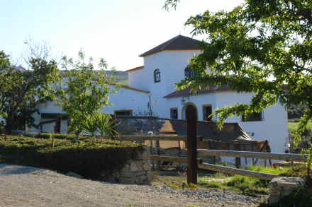 Rural Hotel/Equestrian Cortijo, 61 Acres Land