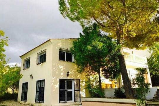 Villa, 5 Beds, Pool, Plot 2.500m2, Views – 5 mins Ronda