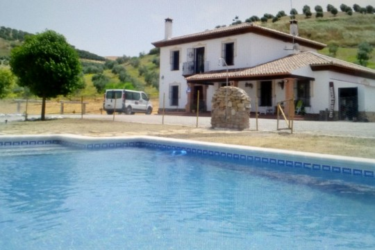 Long Term Rental, Equestrian Finca, Pool