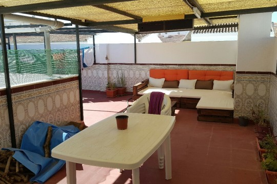 Long Term Rental, Attic Apartment, 2 Beds, Centre Ronda