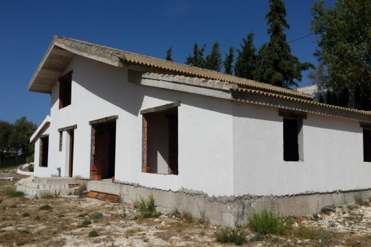 Country House, 4.000m2 Land, Spectacular Views