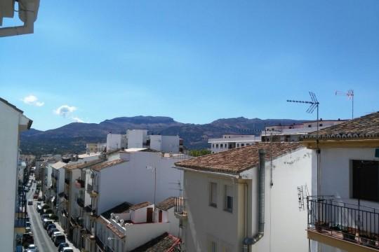 Spacious apartment in Ronda