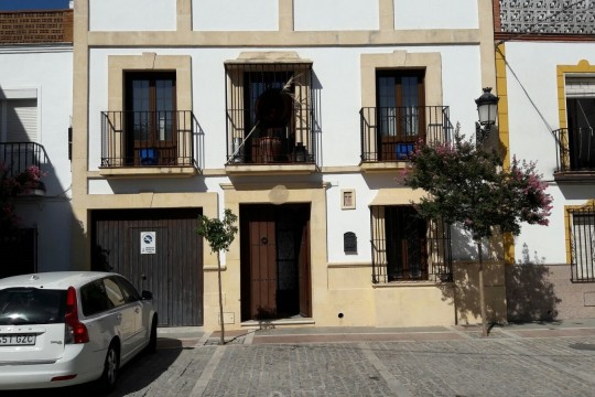 Historical townhouse 560m2, Patio, 10 Beds, Views, Bodega