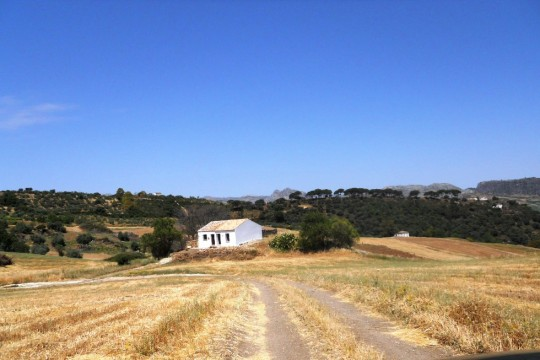 Renovated Cottage with 15000m2 Flat Land, Views
