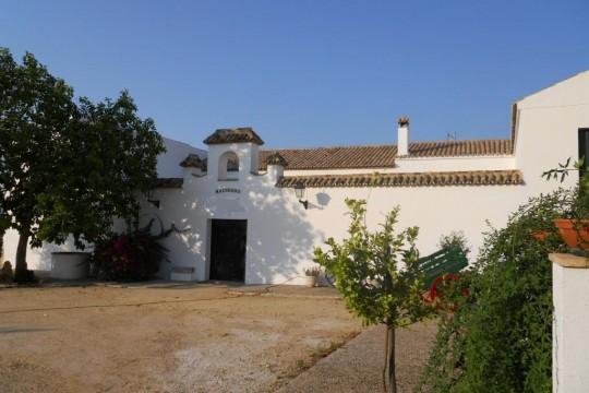 Cortijo/Country House, 37 hectares, Puerto Serrano