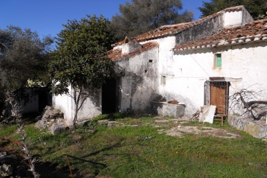 Close to Gaucin, Finca Renovation, Outbuildings, Ideal Guest Houses