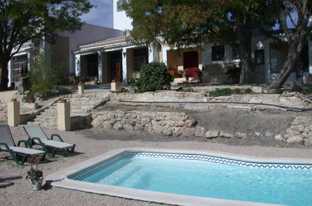 Rural Hotel, Pool, The Country School