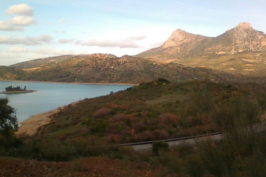 Land 20,000m2 – Spectacular Views to Lake, Zahara