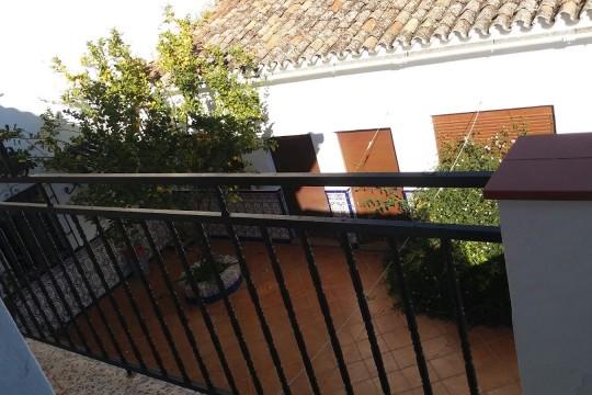 Tourism – Village House former Pension, 13 Beds, Interior Patio