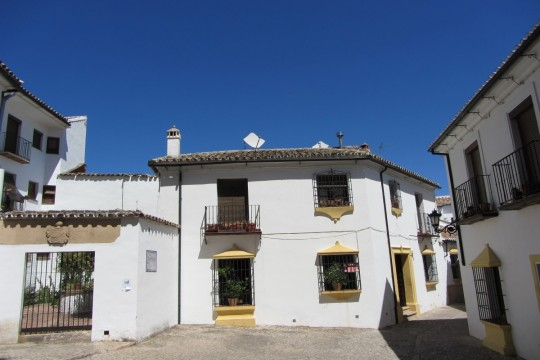 Ronda Townhouse with/without Garage, Old Town