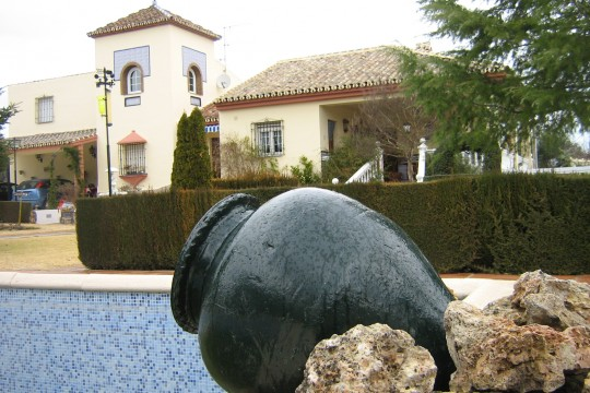 Villa with Tower, Pool, Gardens, Views