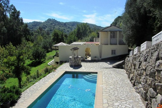 Rural Tourism, Country House, Pool, Banks of Guadiaro River
