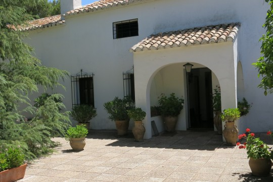 Magnificent Cortijo, 7 Beds, 5 Baths, Pool, Gardens, Views