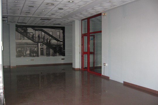 New commercial property 120m2, Ronda Centre