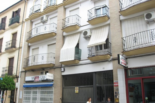 Commercial Premises 80 m2, Ronda Centre