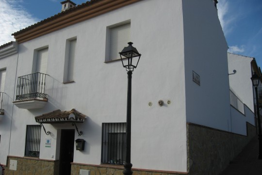 New Corner Townhouse, Montejaque near Ronda
