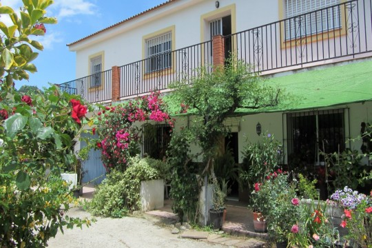 Country House, Garage, Orchard, 10.000m2, B&B/Private Home