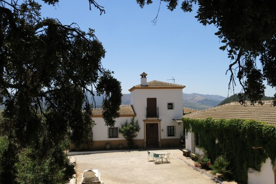 Close to Ronda, Finca, 2 Houses, Ideal Equestrian