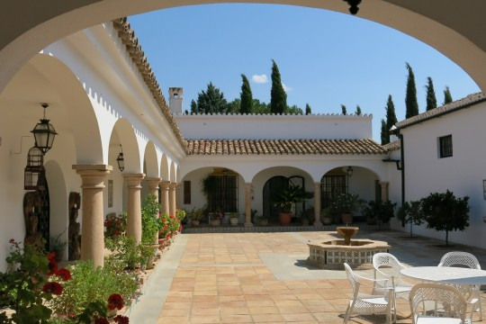 Splendid Cortijo, Guest Accom. Courtyard, Stables, Paddocks