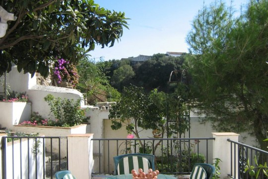 Restored White Village House, 7 min Ronda