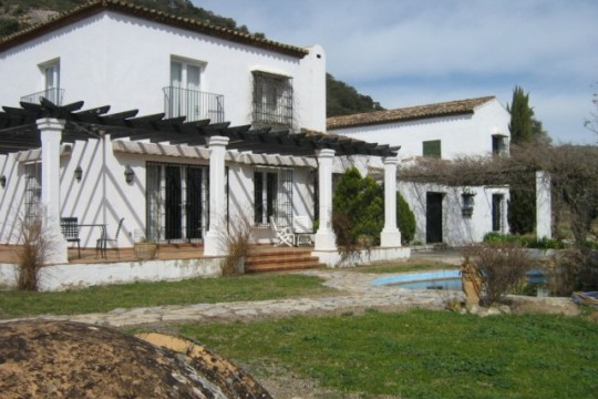 Cortijo, Country Estate, Cottage, Stables and 86 Acres