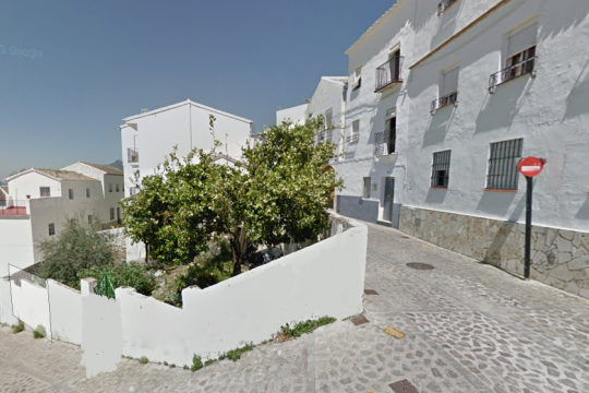 Zahara de la Sierra – Building Plot 175m2, Views