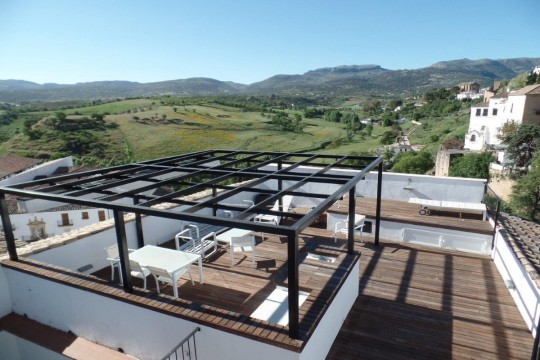 Attic Apartment 200m2 with Stunning Views